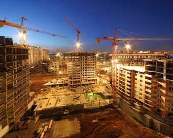Imagem Novo fôlego para o setor imobiliário