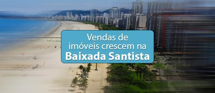 Imagem Vendas de imóveis crescem no Litoral Paulista