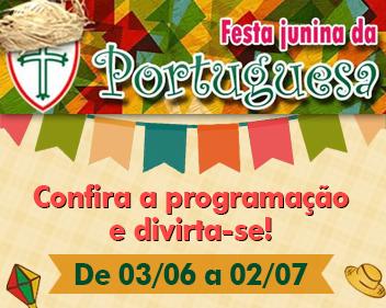 Imagem Shows especiais agitam a festa junina na Portuguesa