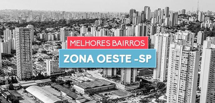 Imagem Quais são os melhores bairros da Zona Oeste de São Paulo para morar?