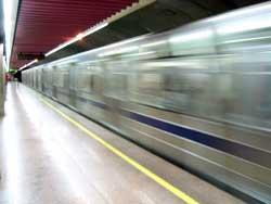 Imagem Metrô leva valorização à zona norte