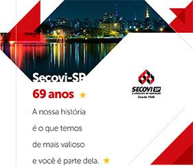 Imagem Mercado imobiliário: Parabéns Secovi-SP