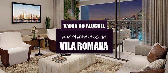 Imagem Qual o valor do Aluguel dos Apartamentos na Vila Romana?