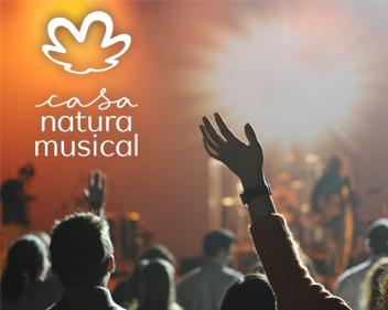 Imagem Natura inaugura casa de shows em Pinheiros