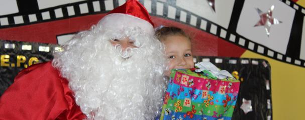 Foto - Papai Noel