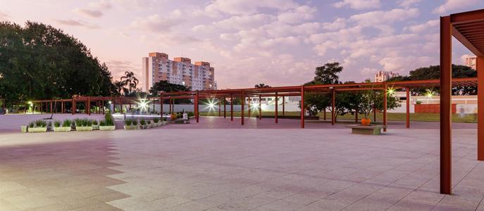 Imagem Parque Sabesp Mooca é opção de lazer