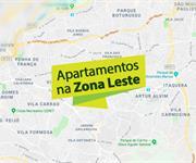 Imagem Qual o valor do metro quadrado dos Apartamentos na Zona Leste, SP?