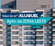 Imagem Qual o valor do metro quadrado do Aluguel dos Apartamentos na Zona Leste de São Paulo?