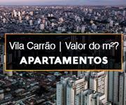 Imagem Qual o valor do metro quadrado dos Apartamentos na Vila Carrão?