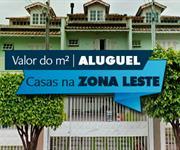 Imagem Qual o valor do metro quadrado do Aluguel das Casas na Zona Leste de São Paulo?