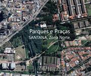 Imagem Principais Parques e Praças no bairro de Santana, Zona Norte, São Paulo