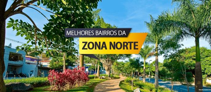 Imagem Os bairros mais valorizados da Zona Norte