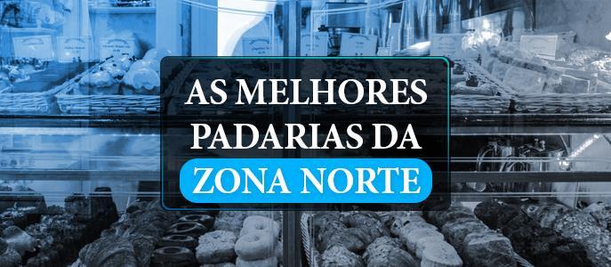 Imagem Conheça as melhores padarias da Zona Norte