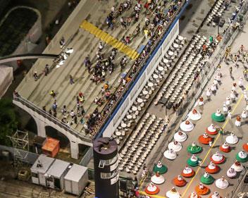 Imagem Especial bairro de Santana: Sambódromo