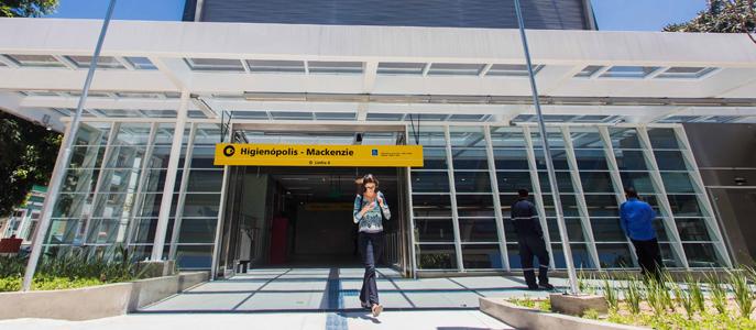Imagem Bairro da Consolação ganha estação de metrô
