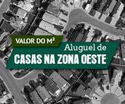 Imagem Qual o valor do metro quadrado do Aluguel das Casas na Zona Oeste de São Paulo?