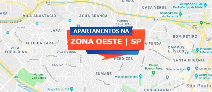 Imagem Qual o valor do metro quadrado dos apartamentos na Zona Oeste de São Paulo?