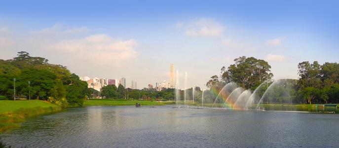 Imagem Parque do Ibirapuera completa 64 anos