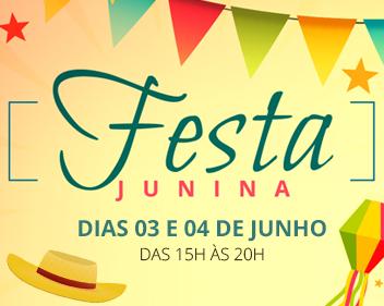"""Imagem Shopping promove """"Arraiá no Jardim"""""""